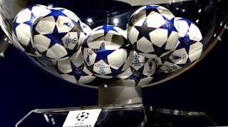 Состоялась жеребьевка 1/4 и 1/2 финала Лиги чемпионoв