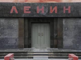 «Вставай!» В Москве напали на мавзолей Ленина