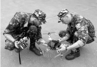 Российские дроны на Донбассе. Часть 3. «Гранат» и другой зоопарк