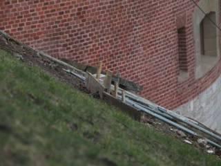 В Польше украинец погиб прямо у стен королевского замка