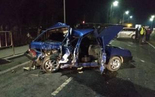 На Львовщине произошло кровавое ДТП с грузовиком