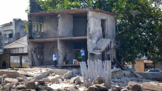 Страшная стихия практически стерла с лица земли один из крупнейших городов Мозамбика