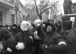 Украинские «патриоты» вцепились друг другу в глотки