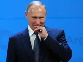 Путин внезапно заговорил по-украински