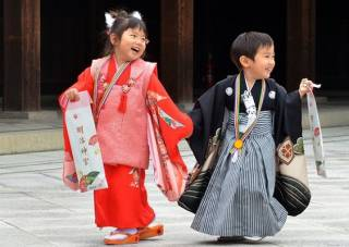 В Японии родителям запретили бить детей