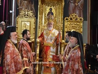 Киккский митрополит: «Украинский церковный вопрос» нужно срочно решать