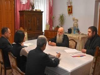 Черниговский митрополит УПЦ сообщил наблюдателям ОБСЕ о притеснениях прав верующих в епархии