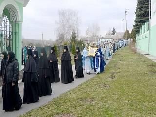 В Винницкой области православные почтили чудотворную Браилово-Ченстоховскую икону Божией Матери
