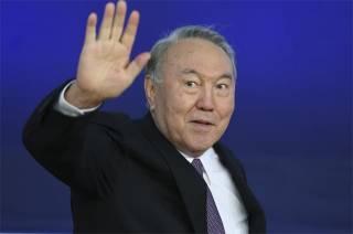 Астану переименовали в честь Назарбаева
