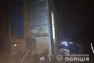 На Тернопольщине кто-то едва не пустил под откос поезд с 50 пассажирами