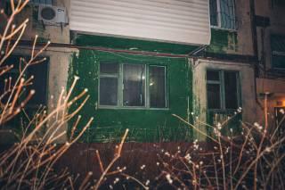 Житель Днепра решил согреться и развел костер прямо в квартире