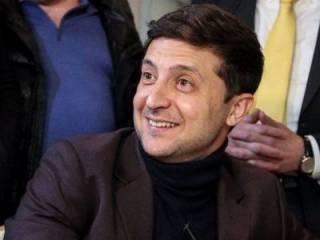 В Киеве прямо на улицах раздавали «компромат» на кандидата Зеленского
