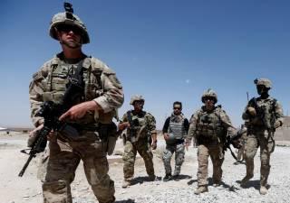 В Афганистане грохнули двух американских солдат