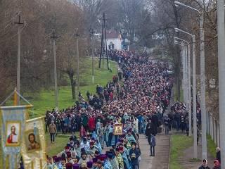 В Измаиле 27 марта состоится крестный ход, который совершается уже более 15 лет