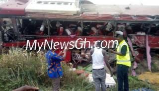 В Африке столкнулись два автобуса: погибли десятки людей