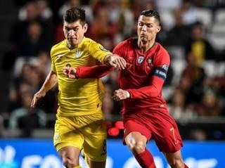 ЧЕ-2020: Украина начинает отбор с ничьей в Португалии