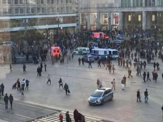 В центре Берлина Youtube-блогеры спровоцировали массовое побоище