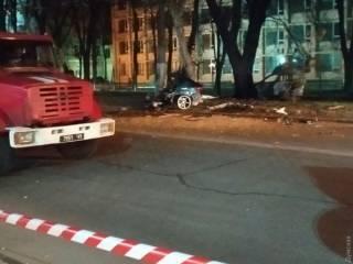 В смертельном ДТП в Одессе погибли дети крупных бизнесменов