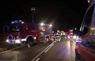 В Польше автомобиль насмерть сбил трех молодых украинцев