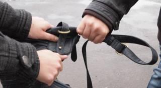 В Киеве сотрудница прокуратуры отразила нападение грабителя