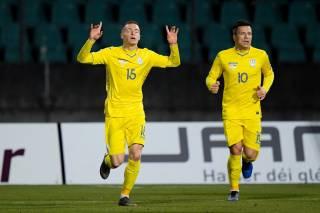 ЧЕ-2020: сборная Украины чудом вырвала победу у Люксембурга