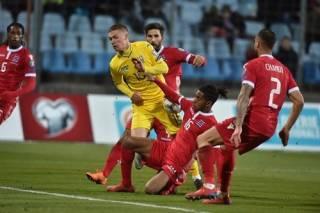 Сборной Украины по футболу светит два технических поражения с Португалией и Люксембургом