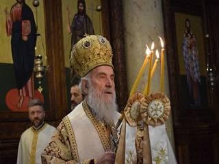 Сербский Патриарх помолился о погибших в Сербии в результате бомбардировки НАТО