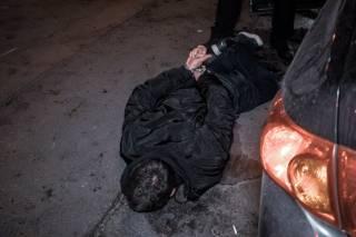 В Киеве пьяный водитель устроил «гонки» с полицией – пострадала девушка