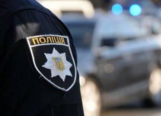 Под Киевом случайно убили полицейского