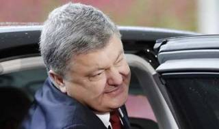 На встречу с Порошенко во Львове пригнали переодетых курсантов
