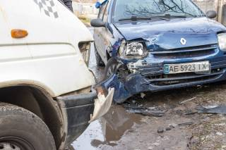 В Днепре произошло кровавое ДТП с участием двух маршруток
