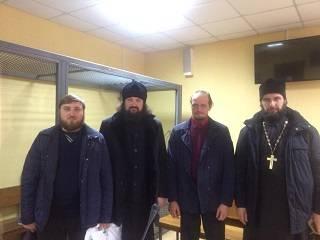 Суд отказал СБУ в избрании меры пресечения священнику УПЦ