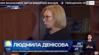За трое суток на горячую линию по приему жалоб избирателей поступило более 40 обращений, - Денисова