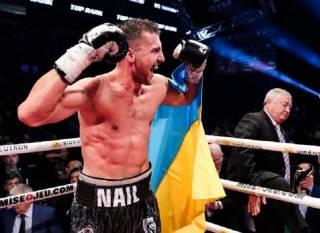 Украинец Гвоздик успешно защитил титул чемпиона и уже назвал имя следующего соперника