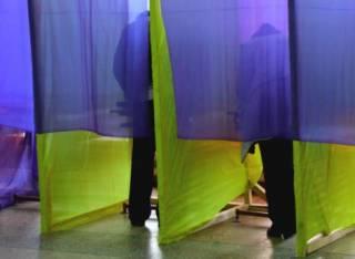 На обед явка на выборах президента Украины в Киеве составила почти 46%