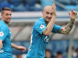 Украинец Ракицкий забил роскошный гол в чемпионате России