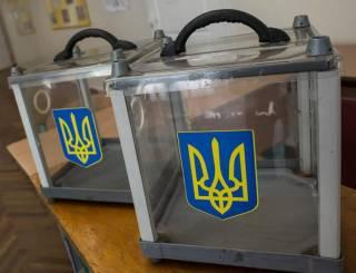 Явка на выборах президента Украины начала снижаться
