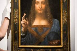 Лувр в очередной раз потерял знаменитую картину Леонардо. На этот раз в Абу-Даби