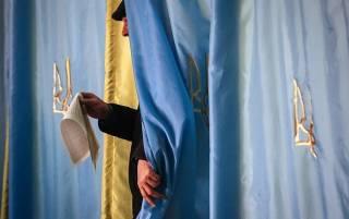 Выборы президента Украины: обработано более 65% бюллетеней