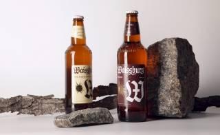 Уманская пивоварня получила золото за дизайн этикетки бренда Waissburg
