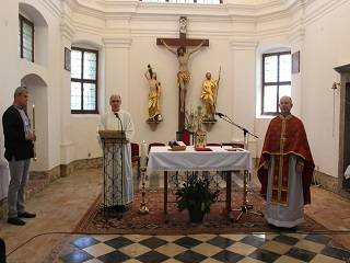 ПЦУ открыла приход в Словении и первую литургию совершила с католиками