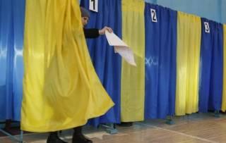 Выборы-2019: стало известно, где в Украине явка «пробила дно»