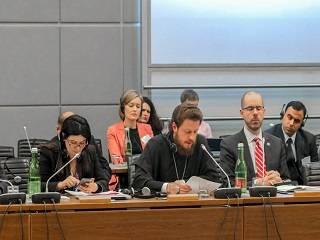В Вене на совещании ОБСЕ рассказали о нарушении прав верующих УПЦ