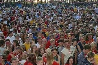 Несмотря на войны, эпидемии и кризисы, количество людей на Земле стремительно увеличивается
