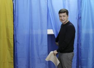 Выборы-2019: Зеленский разгромно победил в Днепропетровской и Николаевской областях