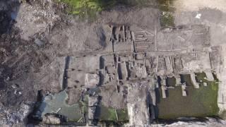 В самом сердце киевского Подола археологи раскопали улицу XVII века