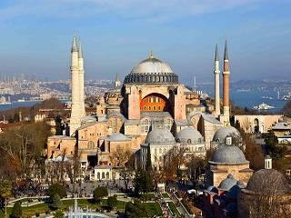 Президент Турции заявил, что сделает Софию мечетью из-за действий США