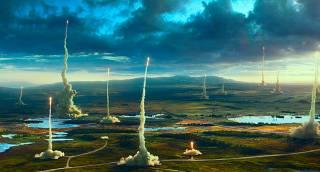 В Сети наглядно продемонстрировали, что произойдет, если взорвать все ядерные ракеты в мире