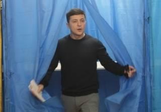 Выборы-2019: Зеленский победил в Винницкой области