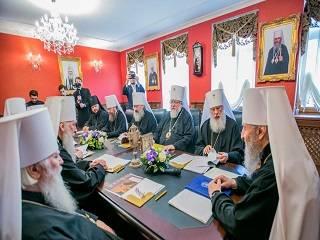 В УПЦ три новых епископа, – решение Синода